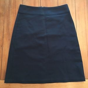 Banana Republic Navy Pencil Skirt Size 2